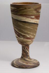 Weinkelch Keramik