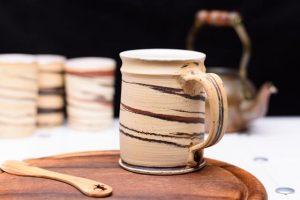Bierkrug Keramik