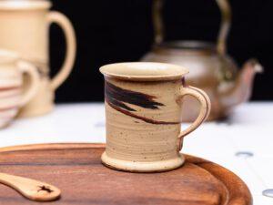 marmorierte Tasse