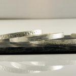 Armreife, Silber